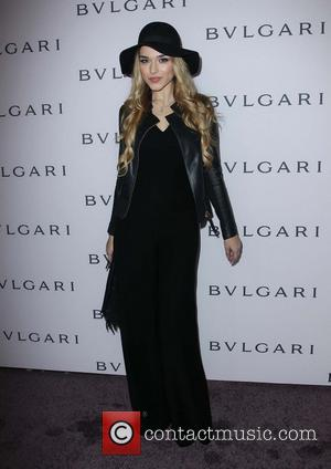 Emanuela Postacchini - BVLGARI celebration of Elizabeth Taylor's collection of BVLGARI jewelrY - Beverly Hills, California, USA - Tuesday 19th...