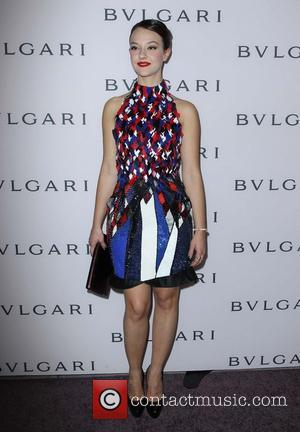 Marta Gastini - BVLGARI celebration of Elizabeth Taylor's collection of BVLGARI jewelrY - Beverly Hills, California, USA - Tuesday 19th...