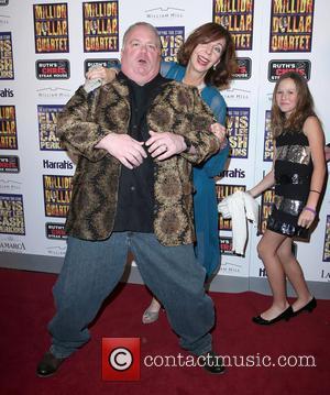 Keven Burke and Rita Rudner