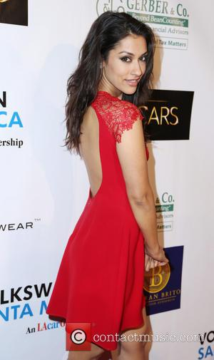 Janina Gavankar - The Toscars 2013 held at the Egyptian Theatre - Los Angeles, California, United States - Tuesday 19th...