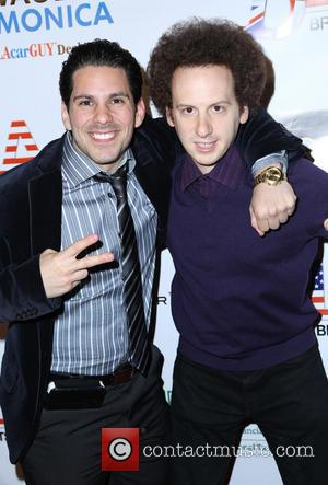 Mike Dusi and Josh Sussman - The Toscars 2013 held at the Egyptian Theatre - Los Angeles, California, United States...