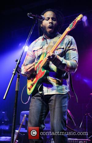 Ziggy Marley - Ziggy Marley Performing Iin Concert at Revolution Live - Fort Lauderdale, Florida, United States - Tuesday 19th...