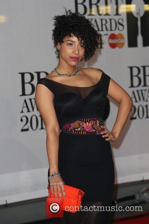 Lianne la Havas - The Brit Awards (Brit's) 2014 held at the O2 - Arrivals - London, United Kingdom -...