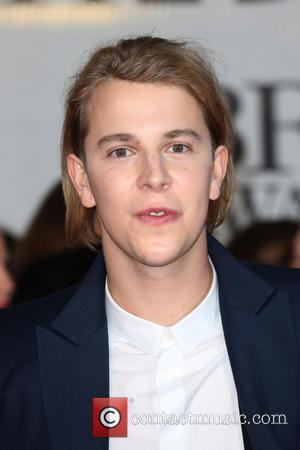 Tom Odell - The Brit Awards (Brit's) 2014 held at the O2 - Arrivals - London, United Kingdom - Tuesday...