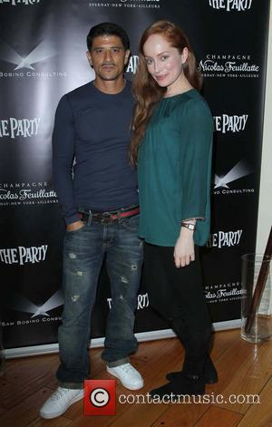 Said Taghmaoui and Lotte Verbeek