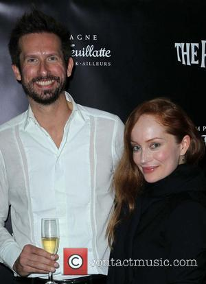 Sam Bobino and Lotte Verbeek - 2013 Pre-Oscar Week Brunch for French Artists hosted by Nicolas Feuillatte Champagne held at...