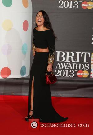 Jessie Ware - The 2013 Brit Awards (Brits) at Brit Awards - London, United Kingdom - Wednesday 20th February 2013