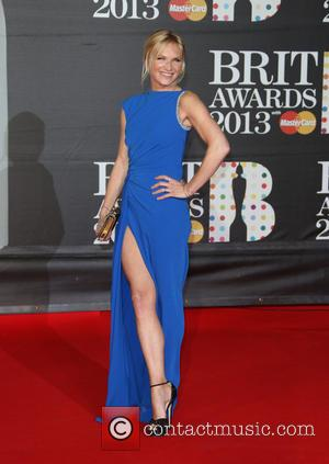 Jo Whiley - The 2013 Brit Awards (Brits) at Brit Awards - London, United Kingdom - Wednesday 20th February 2013
