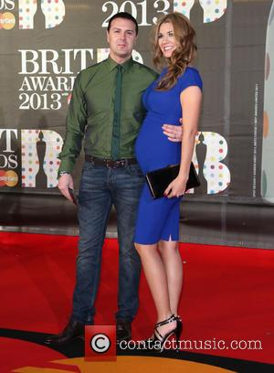 Paddy McGuinness and Christine Martin - The 2013 Brit Awards (Brits) at Brit Awards - London, United Kingdom - Wednesday...