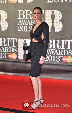 Melanie Sykes - The 2013 Brit Awards (Brits) at Brit Awards - London, United Kingdom - Wednesday 20th February 2013
