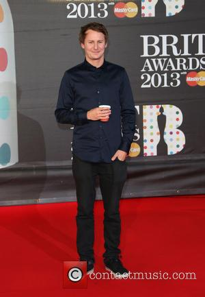 Ben Howard at the Brits 2013