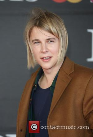 Tom Odell - The 2013 Brit Awards (Brits) at Brit Awards - London, United Kingdom - Wednesday 20th February 2013