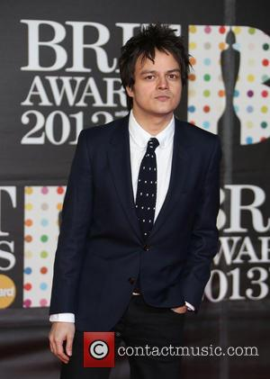 Jamie Cullum - The 2013 Brit Awards at Brit Awards - London, United Kingdom - Wednesday 20th February 2013