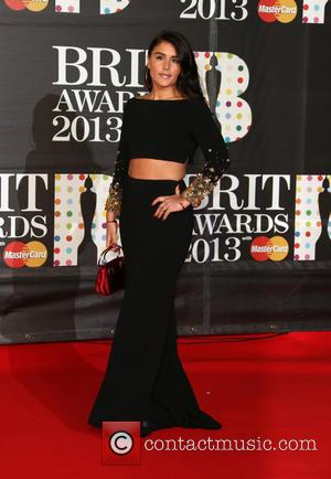 Jessie Ware - The 2013 Brit Awards at Brit Awards - London, United Kingdom - Wednesday 20th February 2013