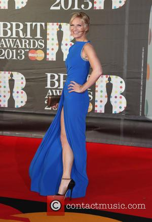 Jo Whiley - The 2013 Brit Awards at Brit Awards - London, United Kingdom - Wednesday 20th February 2013