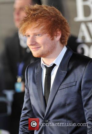 Brit Awards, Ed Sheeran