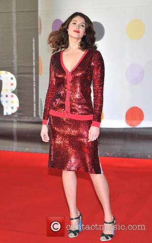 Gemma Arterton - The 2013 Brit Awards at Brit Awards - London, United Kingdom - Wednesday 20th February 2013