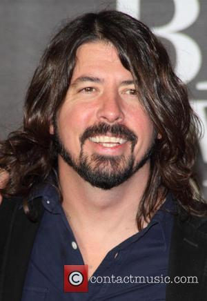 Dave Grohl - The 2013 Brit Awards (Brits) at Brit Awards - London, United Kingdom - Wednesday 20th February 2013