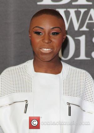 Laura Mvula - The 2013 Brit Awards (Brits) at Brit Awards - London, United Kingdom - Wednesday 20th February 2013