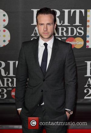 Rafe Spall - The 2013 Brit Awards (Brits) at Brit Awards - London, United Kingdom - Wednesday 20th February 2013
