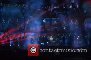 Brit Awards, O2 Arena, Muse