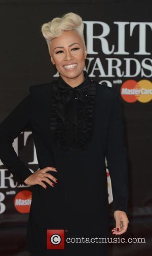 Emeli Sande - The 2013 Brit Awards at Brit Awards - London, United Kingdom - Wednesday 20th February 2013