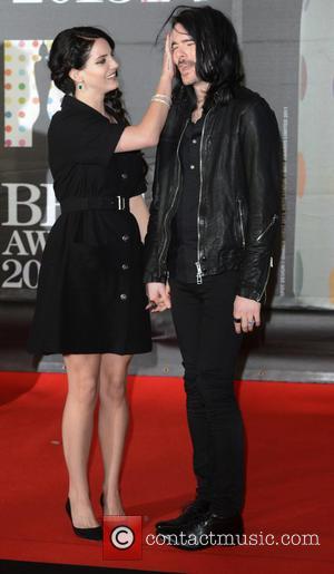 Lana Del Rey - The 2013 Brit Awards at Brit Awards - London, United Kingdom - Wednesday 20th February 2013