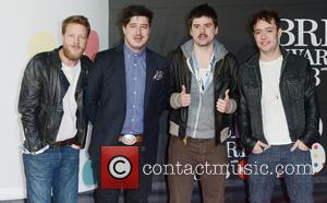 Mumford & Sons Score Second U.S. Chart Topping Album