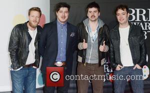 Mumford & Sons - The 2013 Brit Awards