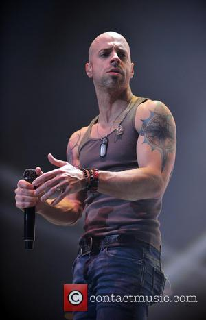 Chris Daughtry - BB&T Center performances at BBT - Sunrise, Florida, United States - Wednesday 20th February 2013