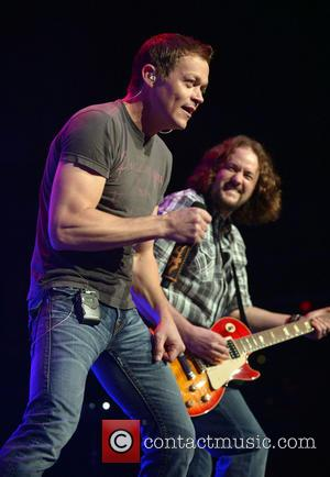 Brad Arnold and Chet Roberts