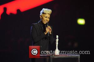 Emeli Sande - The 2013 Brit Awards (Brits) at O2 Arena, Brit Awards - London, United Kingdom - Wednesday 20th...