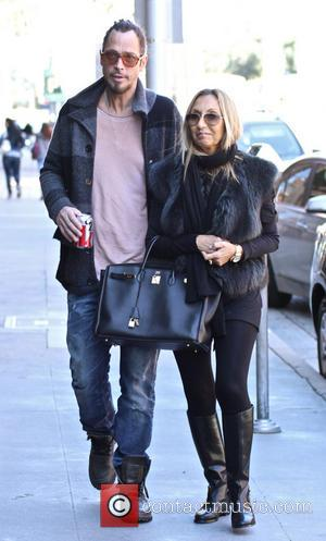 Chris Cornell - Chris Cornell out and about - Beverly Hills, California, United States - Wednesday 20th February 2013