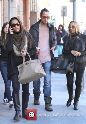 Chris Cornell and Vicky Karayiannis - Chris Cornell out and about - Beverly Hills, California, United States - Wednesday 20th...
