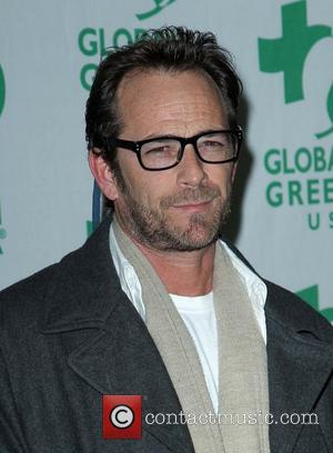 Luke Perry - Global Green USA's Pre-Oscar Party - Hollywood, California, USA - Wednesday 20th February 2013