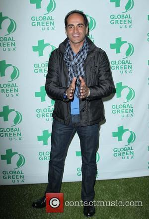 Navid Negahban - Global Green USA's Pre-Oscar Party - Hollywood, California, USA - Wednesday 20th February 2013