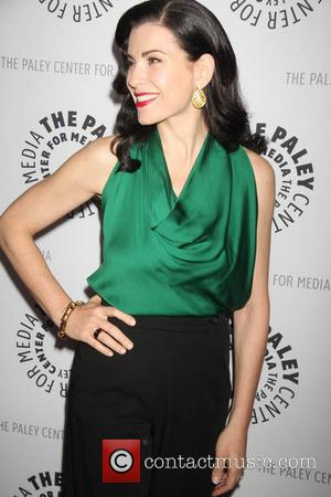 Julianna Margulies - Julianna Margulies at The Palsy center media - New York City, United States - Wednesday 20th February...