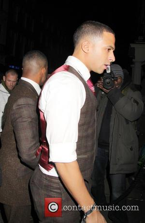 JLS - Sony music aftershow at the Arts Club - London, United Kingdom - Wednesday 20th February 2013
