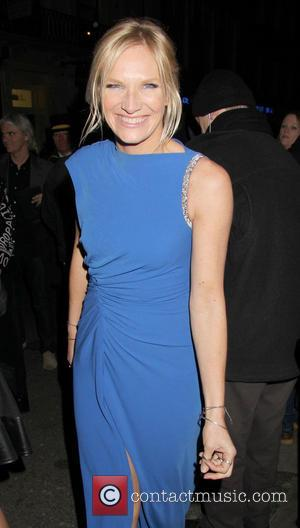 Jo Whiley - Sony music aftershow at the Arts Club - London, United Kingdom - Wednesday 20th February 2013