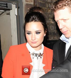 Demi Lovato Watched 'Silver Linings Playbook,' Ended Up With A Broken Leg