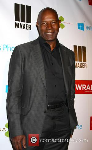 Dennis Haysbert - The Wrap Pre-Oscar party at Culina at the Four Seasons Hotel - Los Angeles, California, United States...