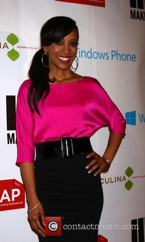 Shaun Robinson - The Wrap Pre-Oscar party at Culina at the Four Seasons Hotel - Los Angeles, California, United States...