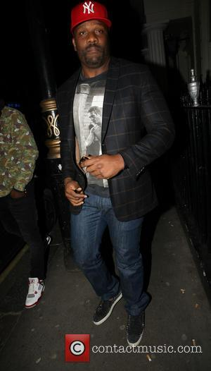 Dereck Chisora - The Sony Music Brit Awards after party at The Arts Club - London, United Kingdom - Thursday...
