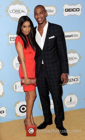 Mehcad Brooks and guest - 6th Annual Essence Black Women in Hollywood luncheon held at the Beverly Hills hotel -...