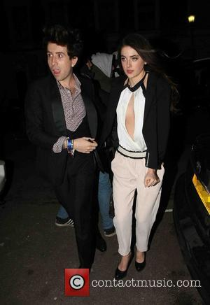 Nick Grimshaw - Harry Styles, Nick Grimshaw, Jaime Winstone and friends all head back to a private address in north...