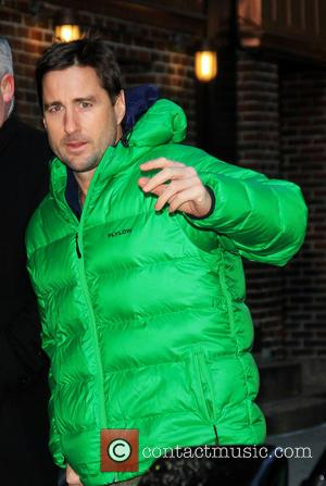 Luke Wilson - Celebrities outside the Ed Sullivan Theatre for 'The Late Show' with David Letterman at Ed Sullivan Theatre...