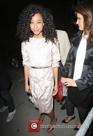 Corinne Bailey Rae - The Universal Music Brits Party - London, United Kingdom - Thursday 21st February 2013