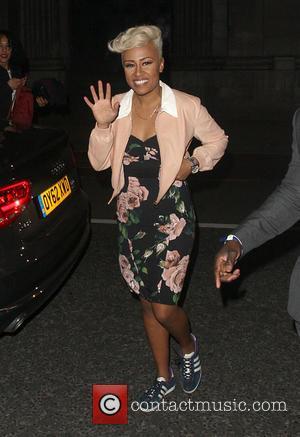 Emeli Sande - The Universal Music Brits Party - London, United Kingdom - Thursday 21st February 2013