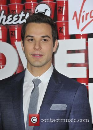 Skylar Astin - Los Angeles Premiere '21 & Over' - Los Angeles, California, United States - Thursday 21st February 2013