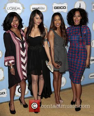 Jill Marie Jones, Persia White, Golden Brooks and and Tracee Ellis